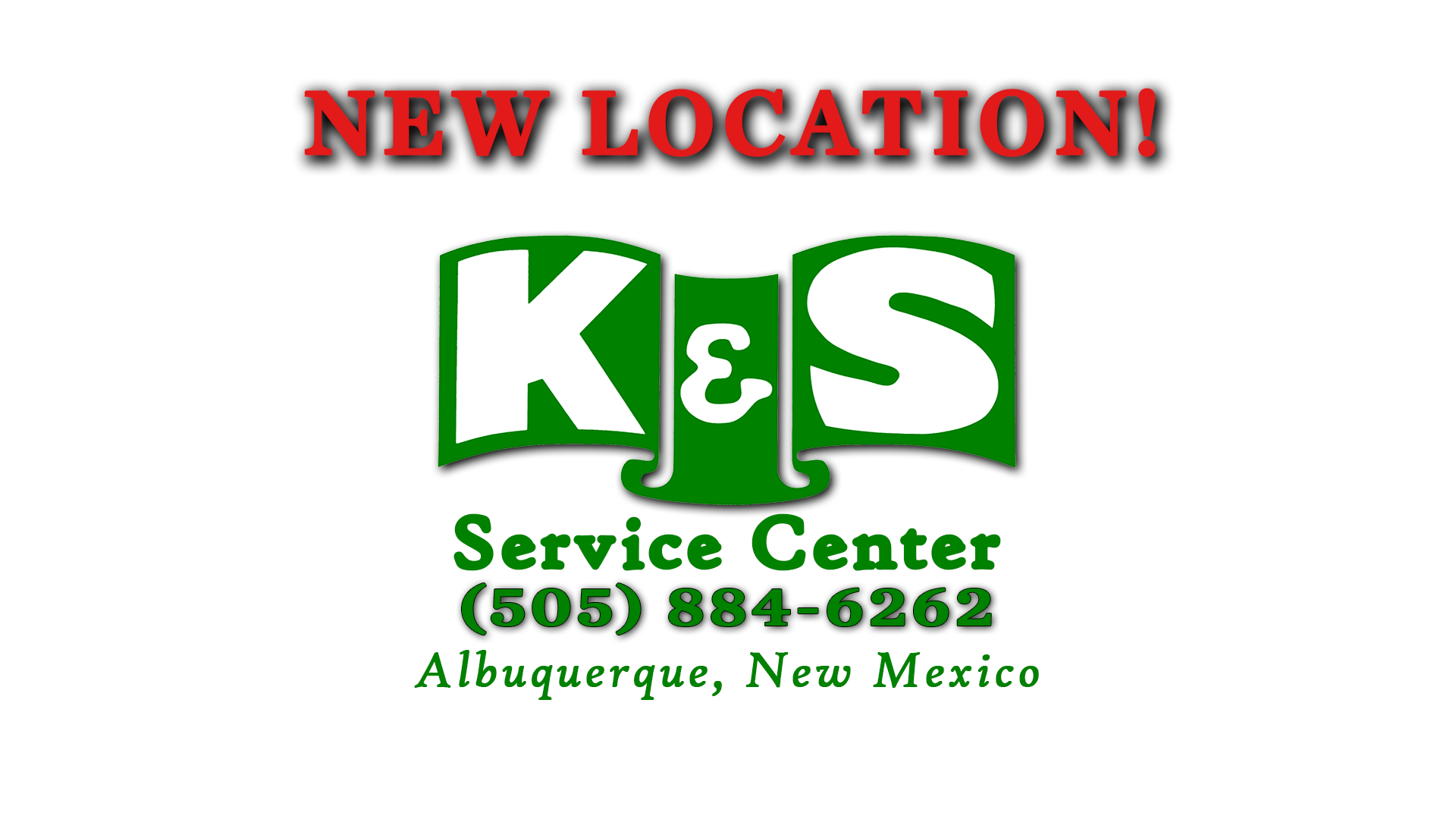K &S Service Center of Albuquerque, New Mexico: Lowest prices on ...